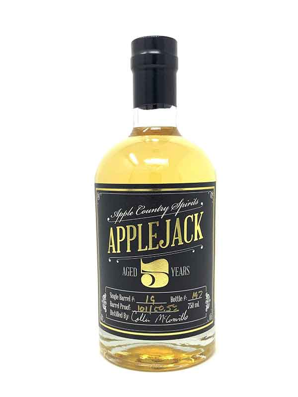 5 Year Barrel-Aged Applejack