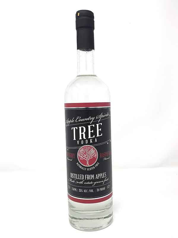 Raspberry Tree Vodka